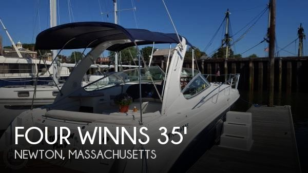 Used Four Winns Boats For Sale by owner | 2005 Four Winns 35