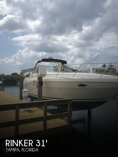 Used Rinker Boats For Sale in Florida by owner | 2001 Rinker 310 Fiesta Vee