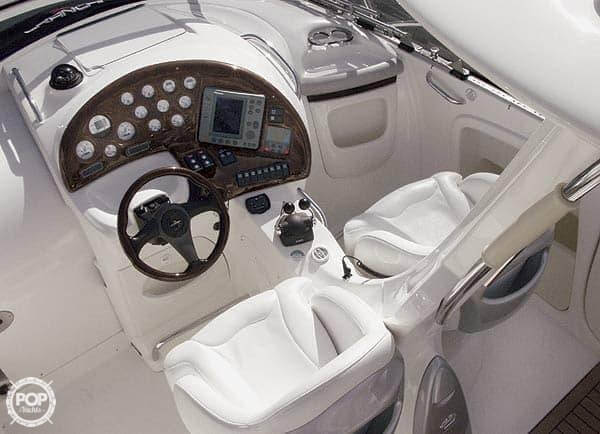 2003 Cranchi boat for sale, model of the boat is 33 Endurance & Image # 2 of 40