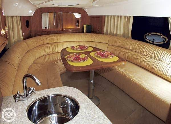 2003 Cranchi boat for sale, model of the boat is 33 Endurance & Image # 3 of 40