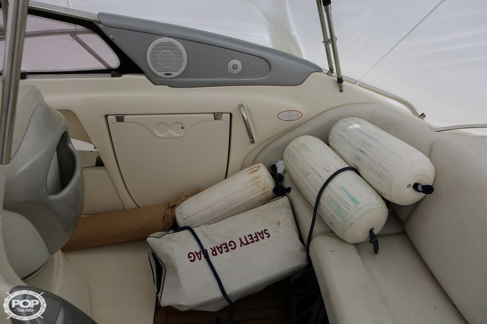 2003 Cranchi boat for sale, model of the boat is 33 Endurance & Image # 8 of 40