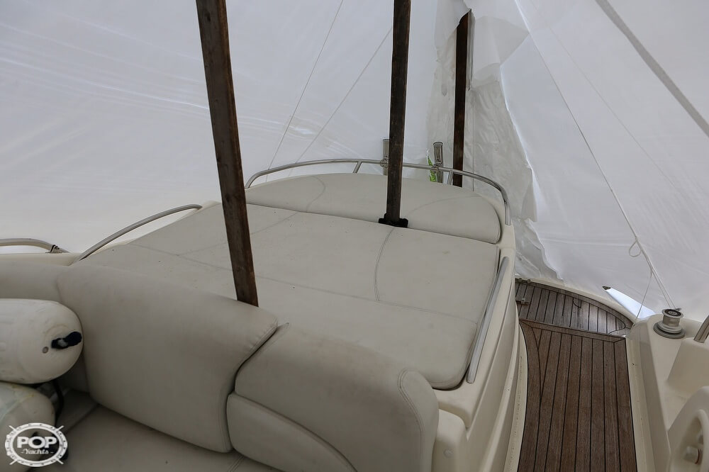 2003 Cranchi boat for sale, model of the boat is 33 Endurance & Image # 9 of 40