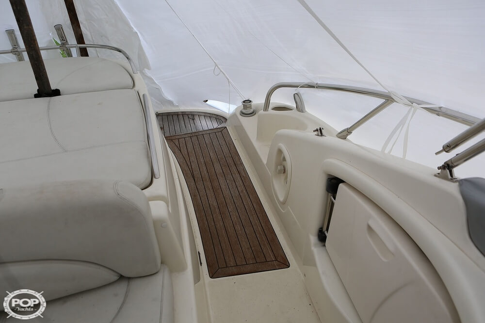 2003 Cranchi boat for sale, model of the boat is 33 Endurance & Image # 10 of 40