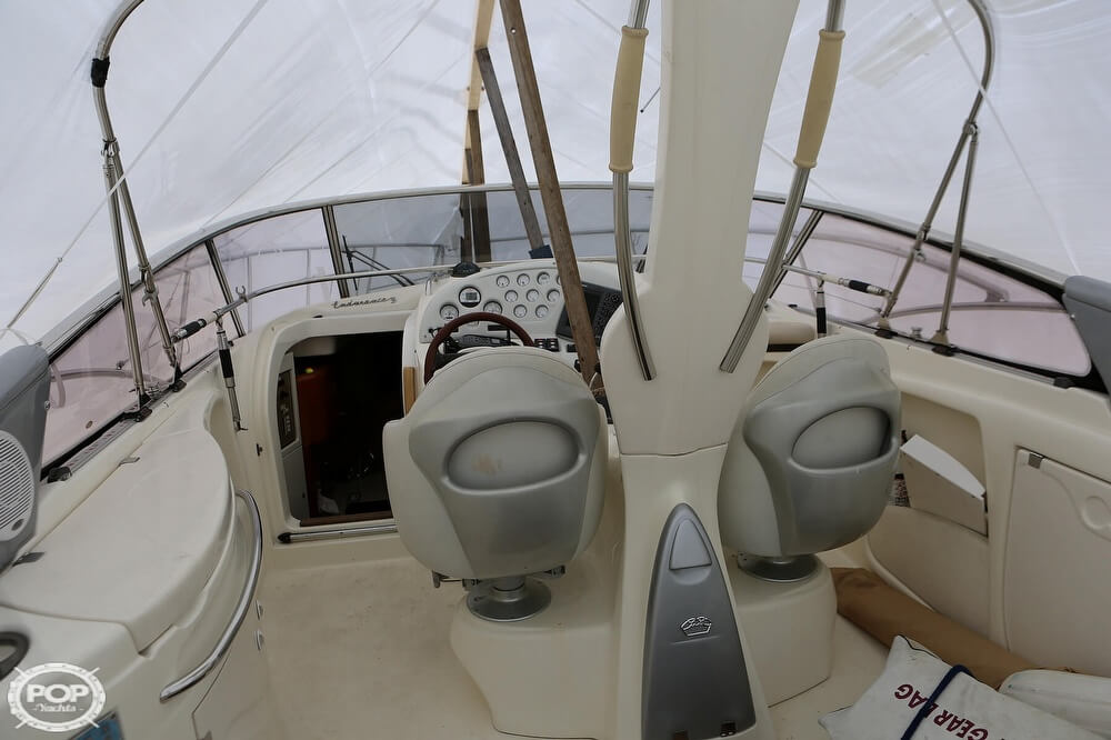 2003 Cranchi boat for sale, model of the boat is 33 Endurance & Image # 19 of 40