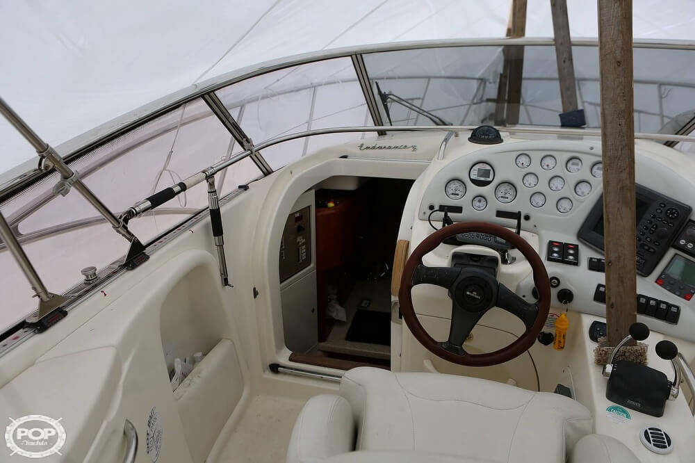 2003 Cranchi boat for sale, model of the boat is 33 Endurance & Image # 36 of 40