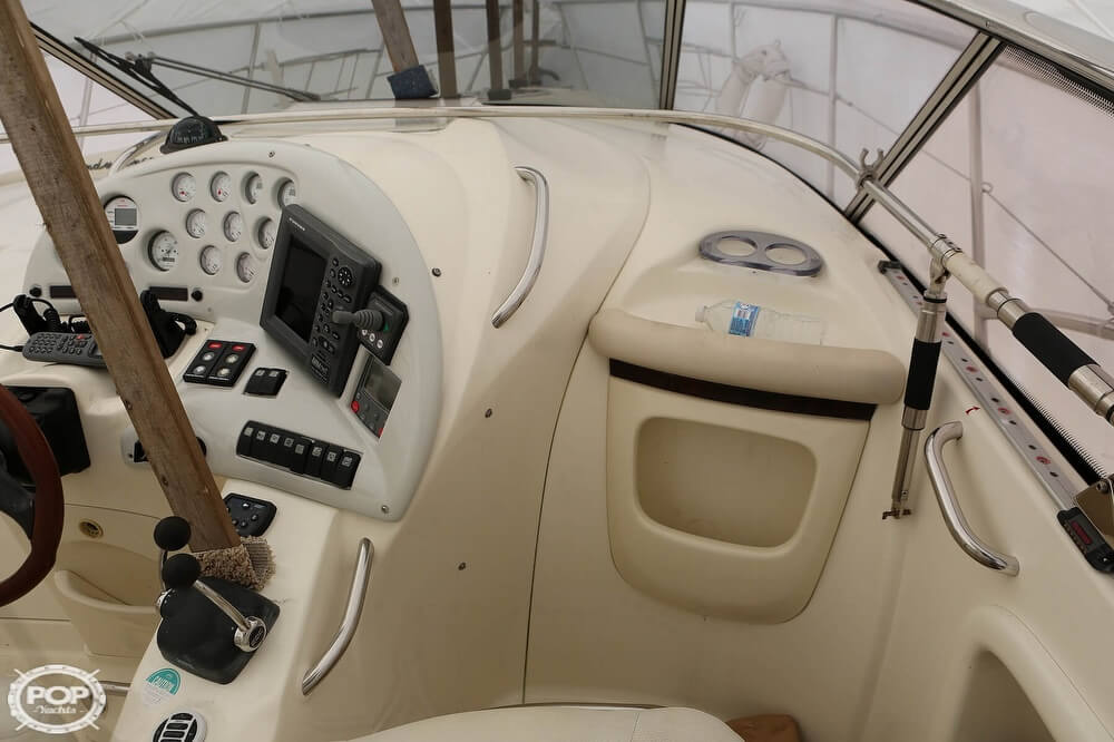 2003 Cranchi boat for sale, model of the boat is 33 Endurance & Image # 38 of 40