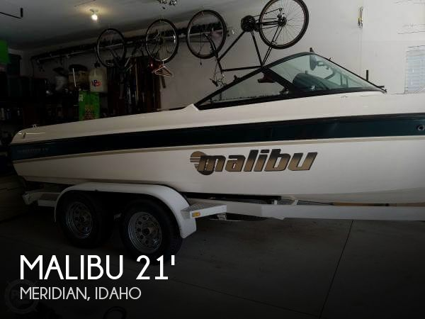 sold malibu 21 sunsetter lx boat in meridian id 177773 malibu 21 sunsetter lx boat in meridian