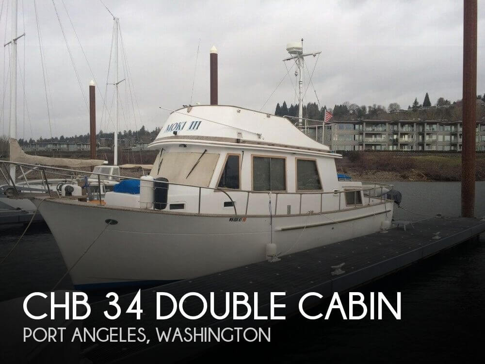 Used CHB Boats For Sale by owner | 1981 CHB 34