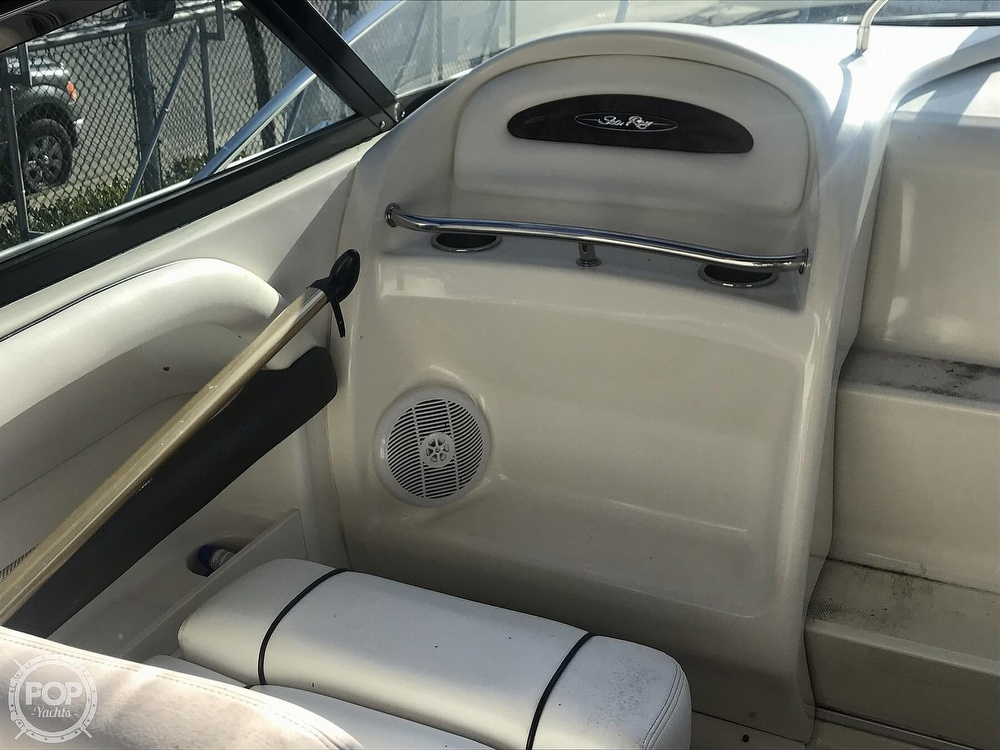 2006 Sea Ray boat for sale, model of the boat is 290 Sun Sport & Image # 37 of 40