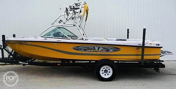 2005 Nautique boat for sale, model of the boat is 206 Air Limited by Correct Craft & Image # 4 of 40