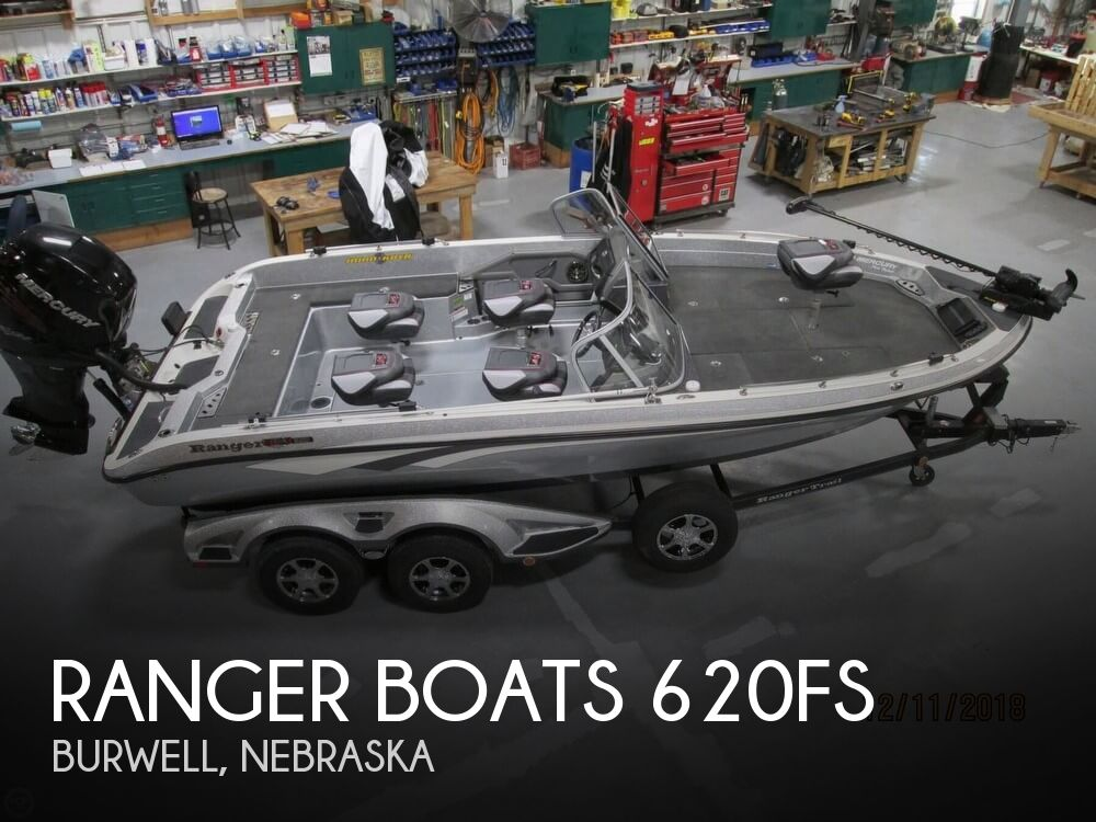 Used Boats For Sale in Nebraska by owner | 2016 Ranger Boats 20