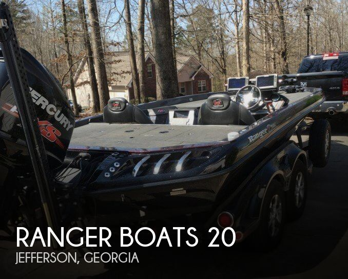 Used Ski Boats For Sale in Georgia by owner | 2016 Ranger Boats 20