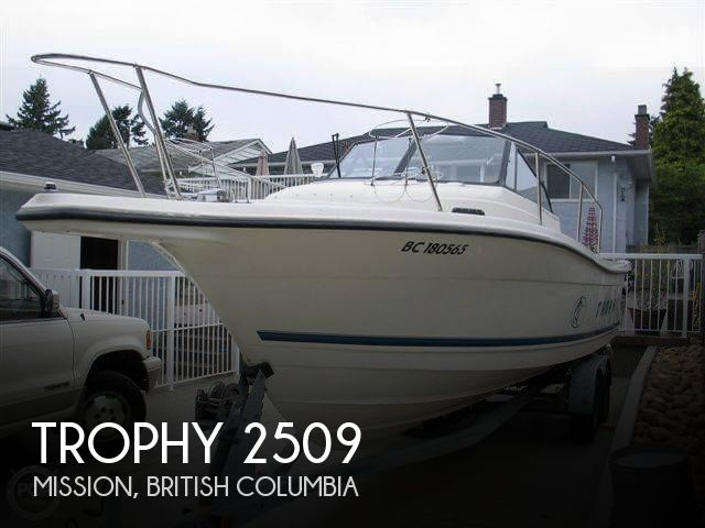 Used Trophy Boats For Sale by owner | 1998 Trophy 27