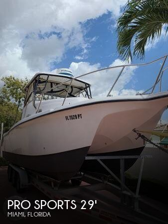 Used Pro Sports Boats For Sale by owner | 2002 Pro Sports 29