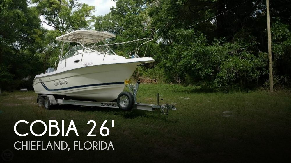 Used Cobia 26 Boats For Sale by owner | 1999 Cobia 26
