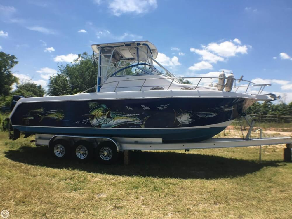 2000 Pro-Line boat for sale, model of the boat is 30 Walk & Image # 6 of 40