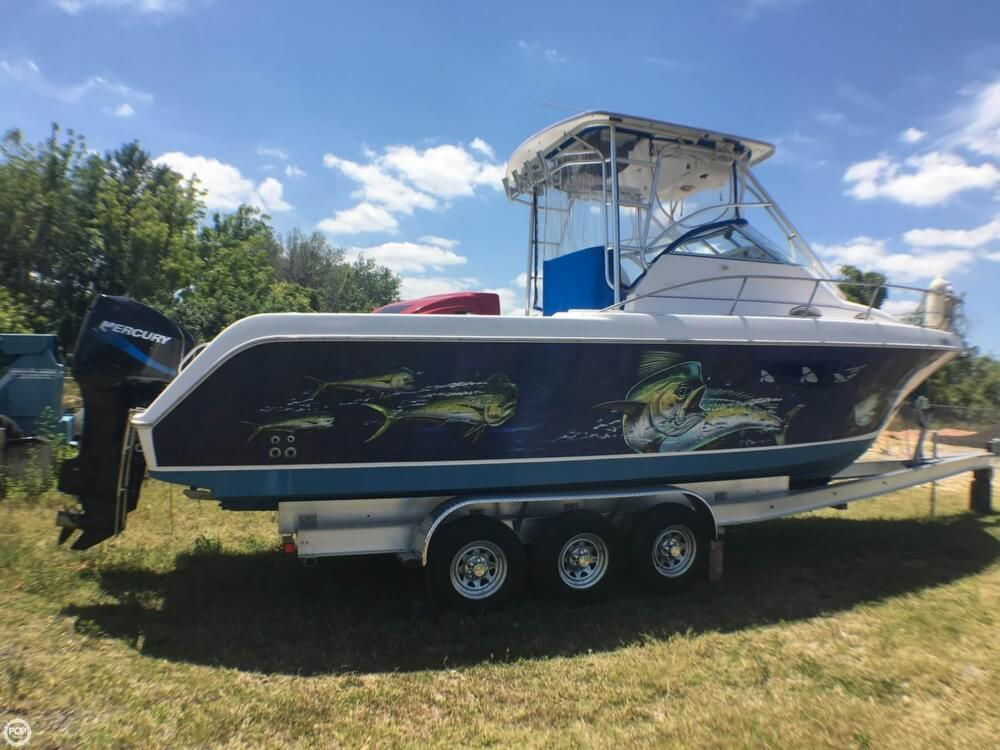 2000 Pro-Line boat for sale, model of the boat is 30 Walk & Image # 7 of 40