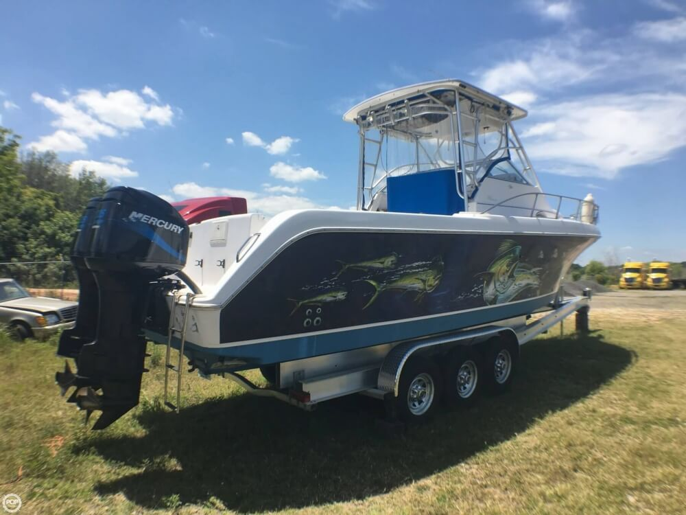 2000 Pro-Line boat for sale, model of the boat is 30 Walk & Image # 8 of 40