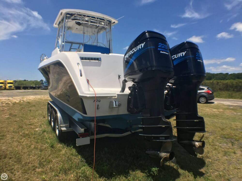 2000 Pro-Line boat for sale, model of the boat is 30 Walk & Image # 10 of 40
