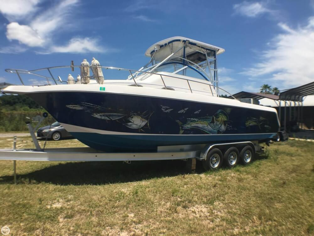 2000 Pro-Line boat for sale, model of the boat is 30 Walk & Image # 13 of 40