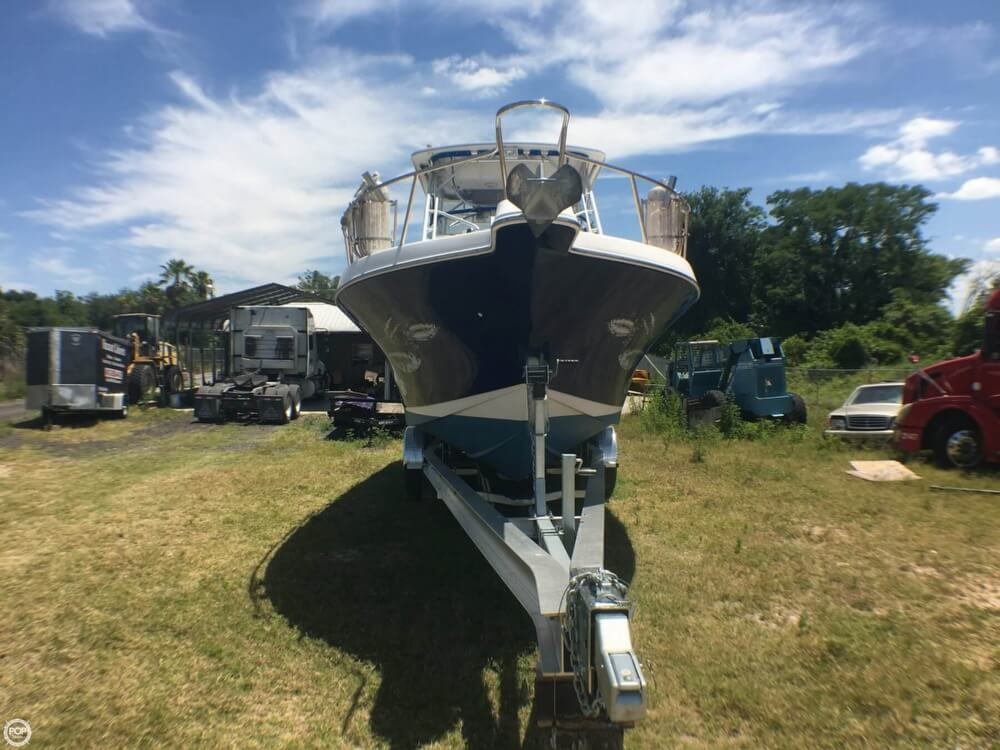 2000 Pro-Line boat for sale, model of the boat is 30 Walk & Image # 15 of 40