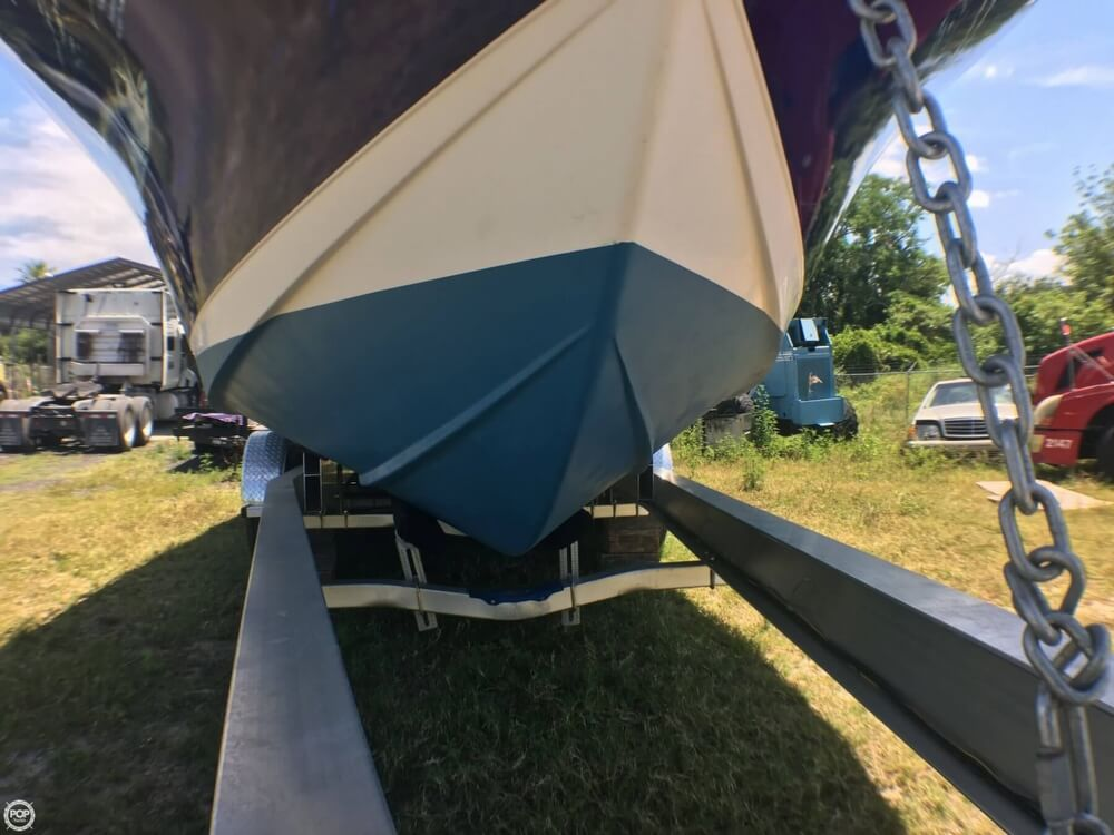 2000 Pro-Line boat for sale, model of the boat is 30 Walk & Image # 18 of 40