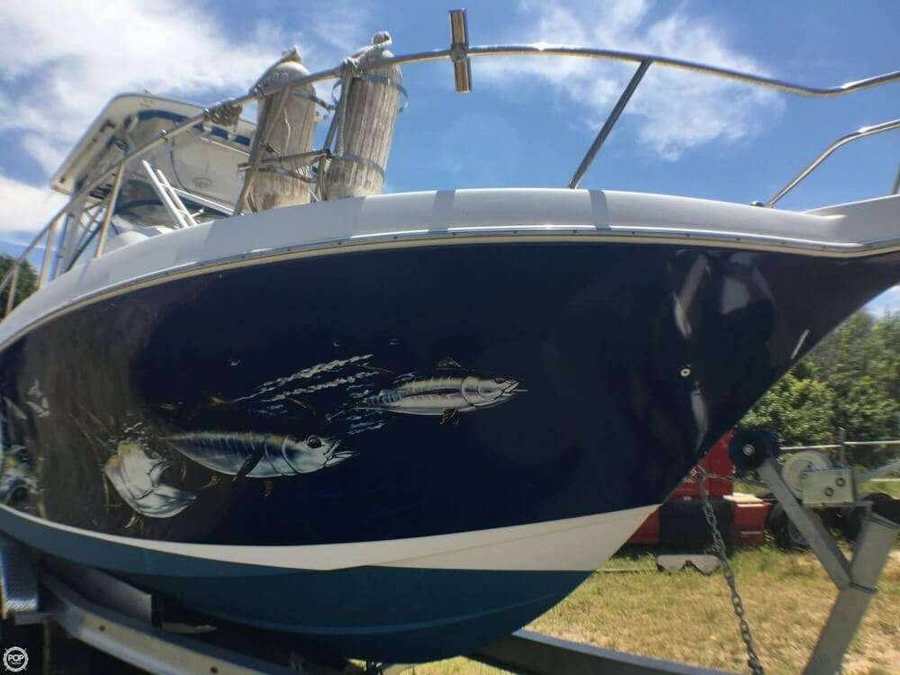 2000 Pro-Line boat for sale, model of the boat is 30 Walk & Image # 19 of 40