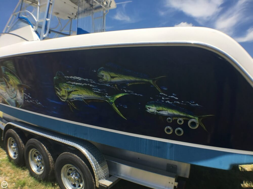 2000 Pro-Line boat for sale, model of the boat is 30 Walk & Image # 28 of 40