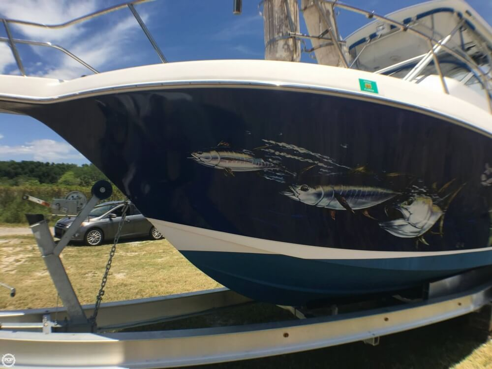 2000 Pro-Line boat for sale, model of the boat is 30 Walk & Image # 31 of 40