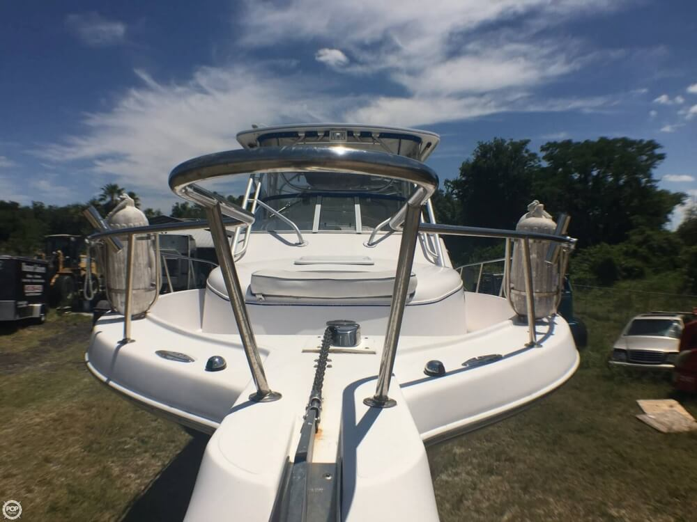2000 Pro-Line boat for sale, model of the boat is 30 Walk & Image # 33 of 40