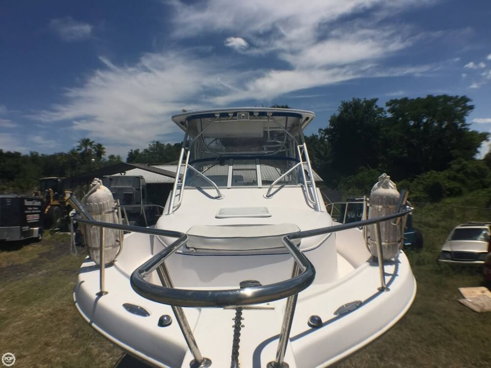 2000 Pro-Line boat for sale, model of the boat is 30 Walk & Image # 34 of 40