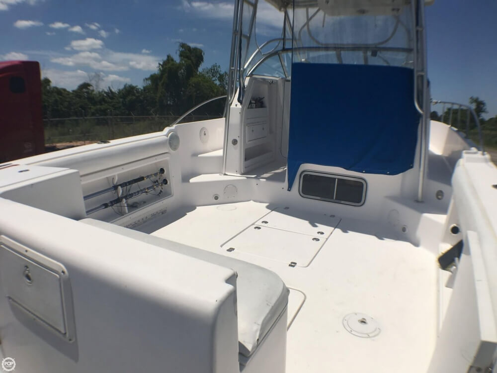 2000 Pro-Line boat for sale, model of the boat is 30 Walk & Image # 36 of 40