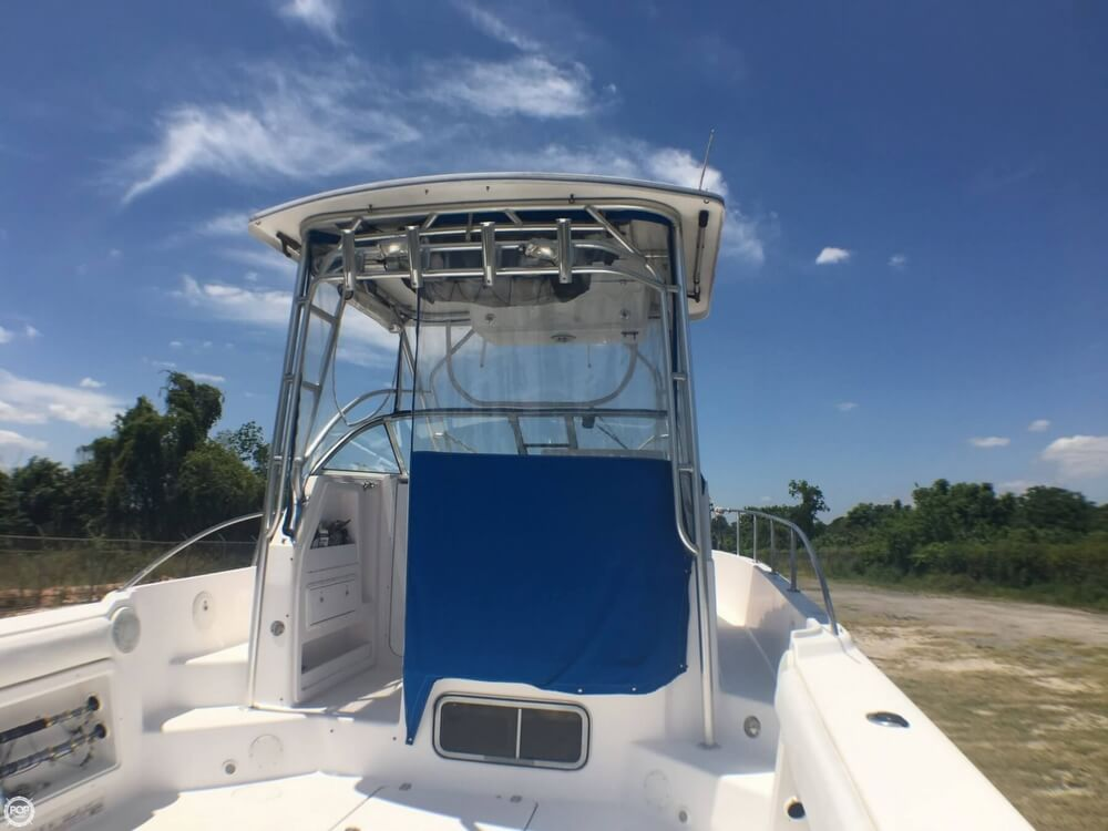2000 Pro-Line boat for sale, model of the boat is 30 Walk & Image # 38 of 40