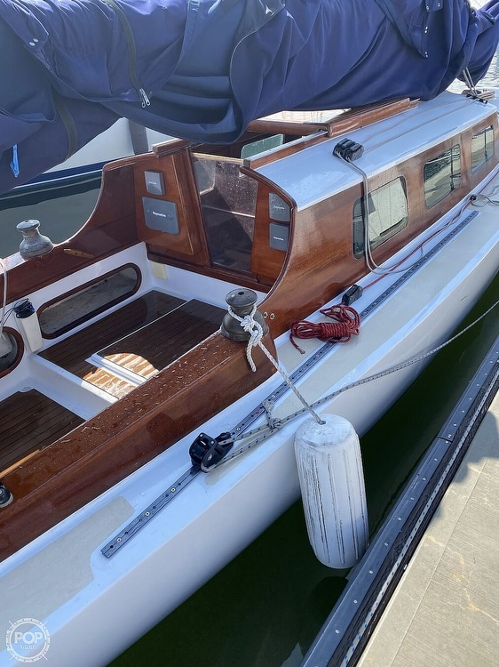 1940 Australian Square boat for sale, model of the boat is Metre & Image # 19 of 40