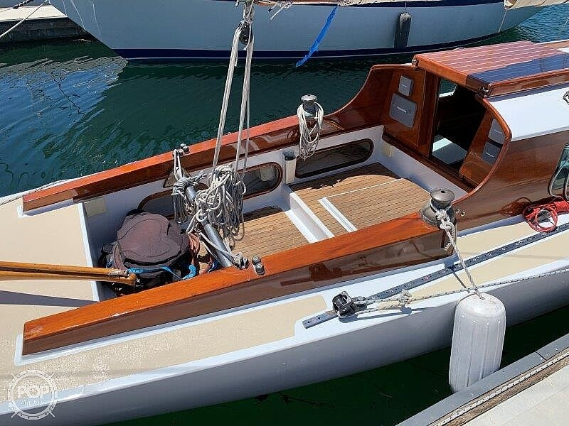 1940 Australian Square boat for sale, model of the boat is Metre & Image # 17 of 40