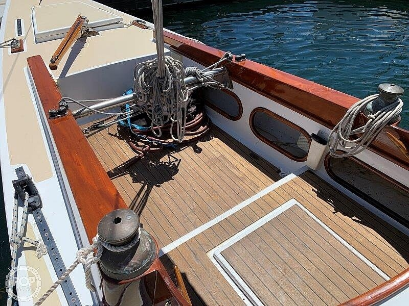 1940 Australian Square boat for sale, model of the boat is Metre & Image # 23 of 40