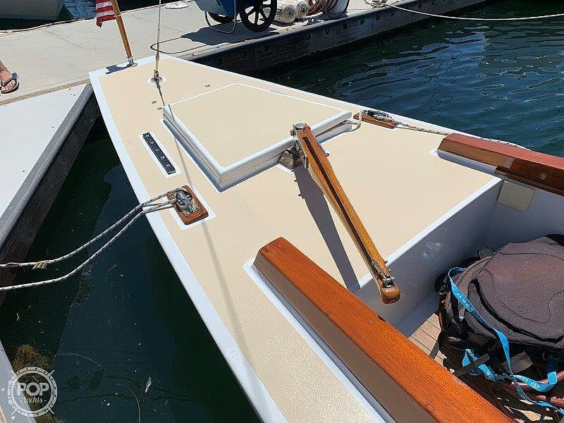 1940 Australian Square boat for sale, model of the boat is Metre & Image # 24 of 40