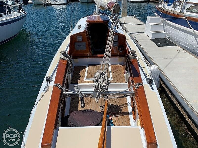 1940 Australian Square boat for sale, model of the boat is Metre & Image # 26 of 40