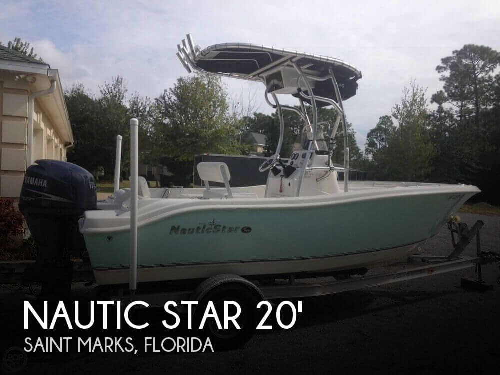 Used Nautic Star 19 Boats For Sale by owner   2011 Nautic Star 19 Offshore
