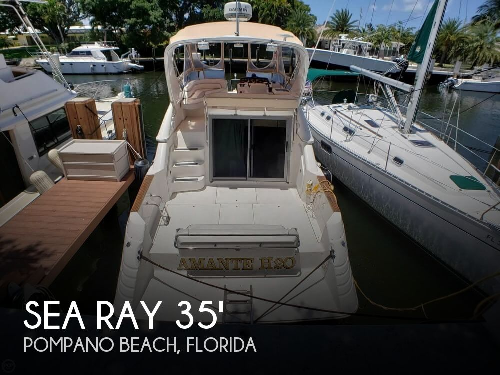 Used Sea Ray 35 Boats For Sale by owner | 1992 Sea Ray 35