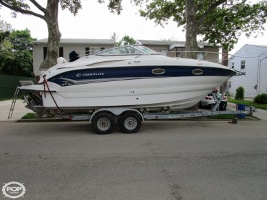 Crownline 250 Cruiser, 26', for sale - $27,800