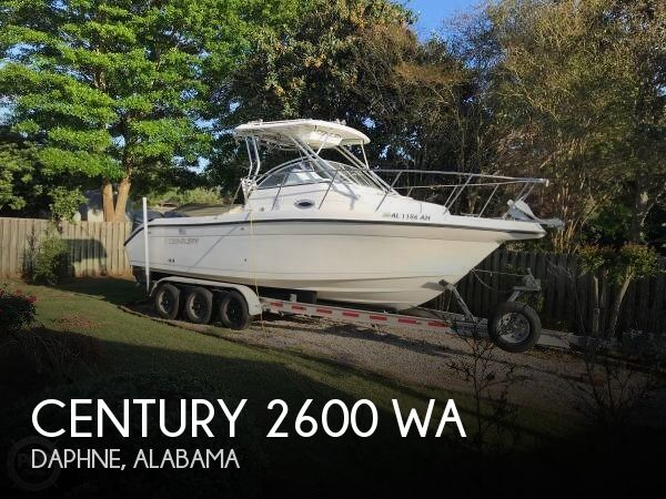 Used Century Boats For Sale by owner | 2005 Century 26