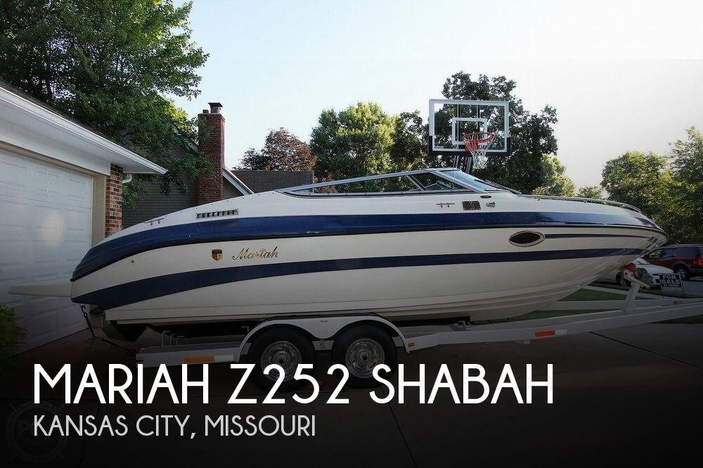 1997 MARIAH Z252 SHABAH for sale