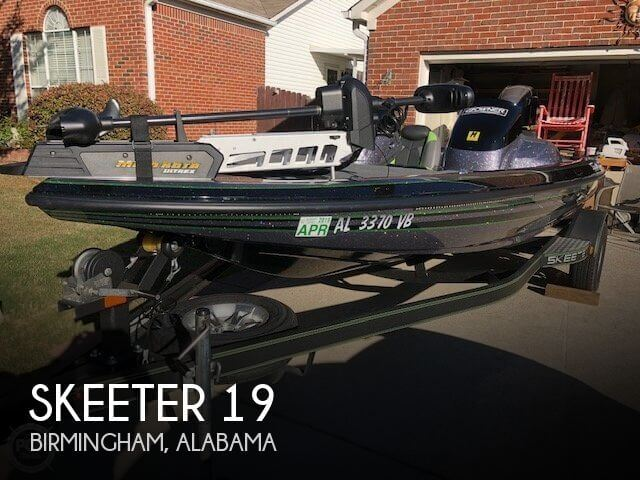 Used Boats For Sale in Birmingham, Alabama by owner | 2018 Skeeter 19