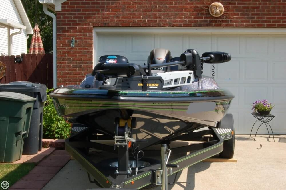 2018 Skeeter boat for sale, model of the boat is ZX190 & Image # 4 of 40