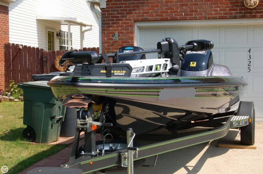 2018 Skeeter boat for sale, model of the boat is ZX190 & Image # 5 of 40