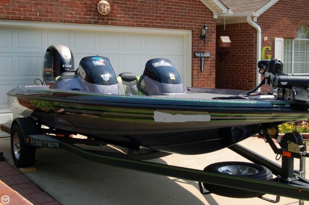 2018 Skeeter boat for sale, model of the boat is ZX190 & Image # 2 of 40