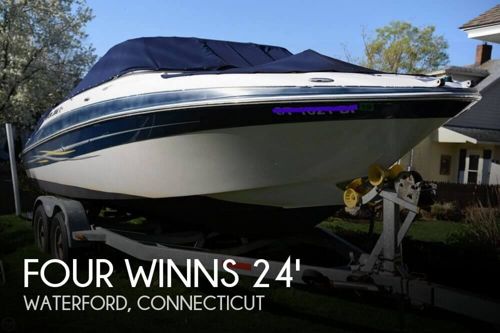 2006 FOUR WINNS HORIZON 240 for sale