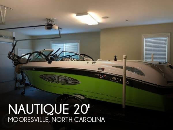 Used Boats For Sale in Greensboro, North Carolina by owner   2005 Nautique 20