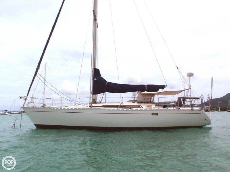1982 Beneteau boat for sale, model of the boat is First 38 & Image # 2 of 40
